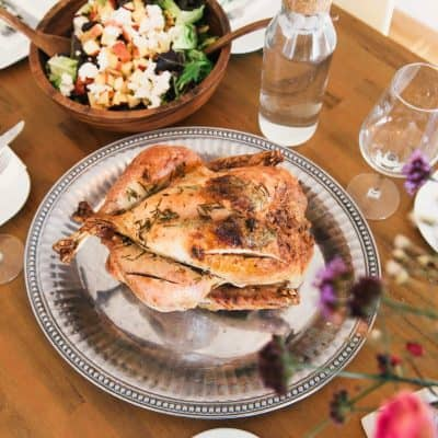 4 Great Keto Thanksgiving Menu Plans