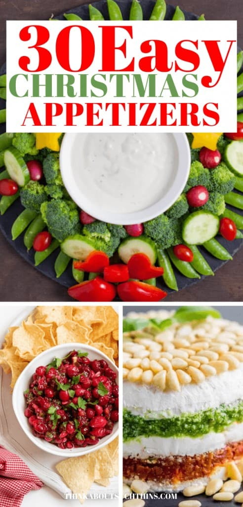 Simple Christmas Appetizers