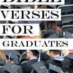 Verses for Graduation Day