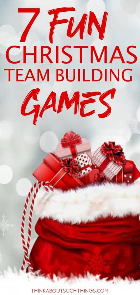 christmas team building activities workplace