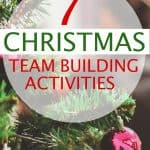 Holiday team building games and activities