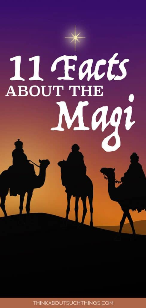 Facts about the magi in the Bible
