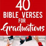 Scriptures for High school and college graduates