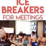 Ice breaker meetings