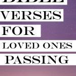 funeral bible verses