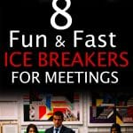 Fun and Quick ice breakers for meetings