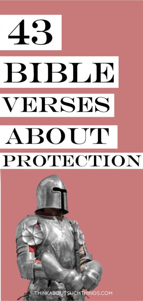 Bible verses about protection