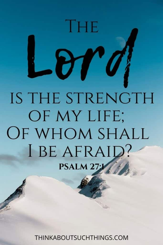 Psalm 72:1 - bible verses overcoming fear