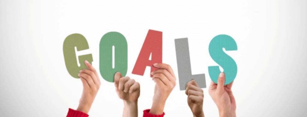 different types of goals to set