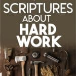 Bible Verse about hard work