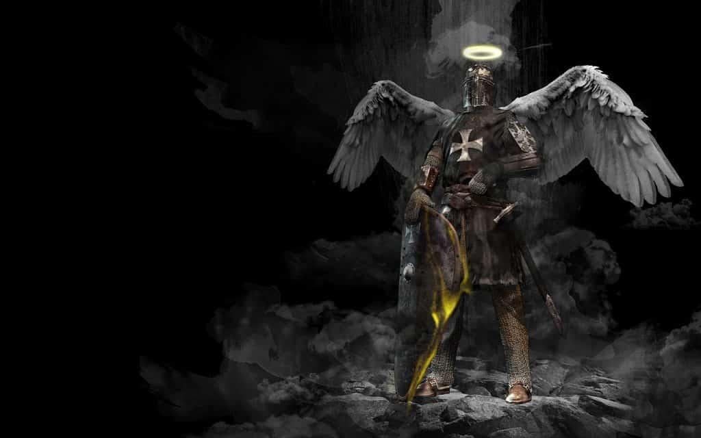 Guardian Angel Watching