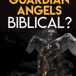 Guardian Angels Biblical