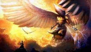 Seraphim: Seraph Angels of the Bible
