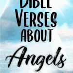 Bible verses about angels