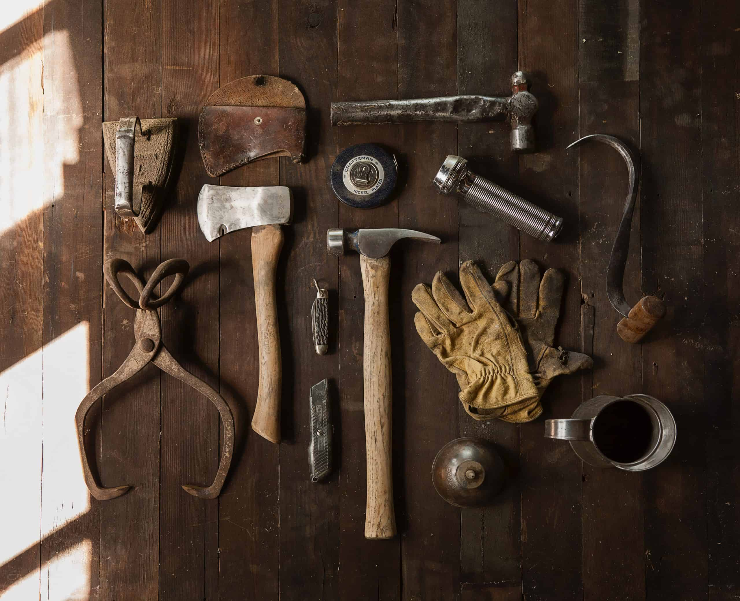 Tools - For Hard Work