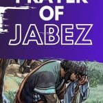 Keys to the prayer of Jabez