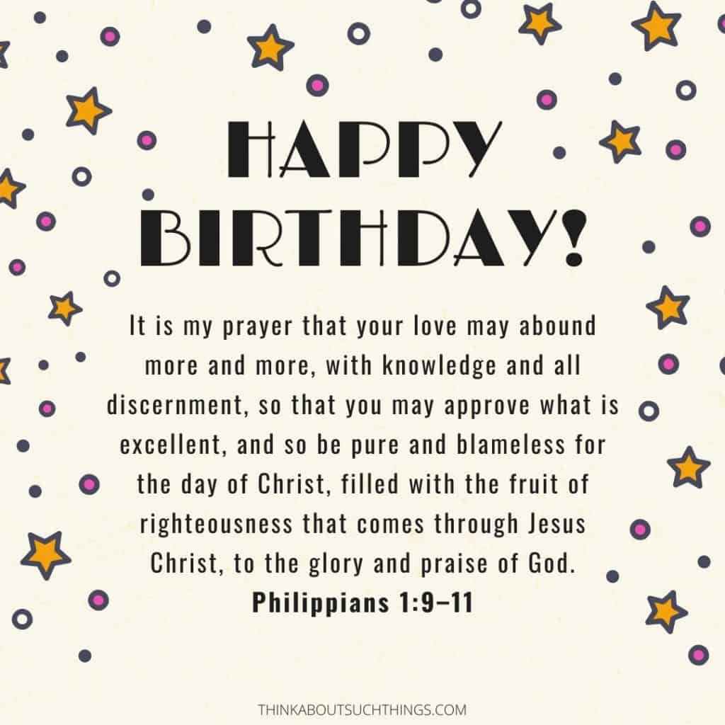 Superb 45 Powerful Birthday Prayers With Images Think About Such Things Funny Birthday Cards Online Alyptdamsfinfo