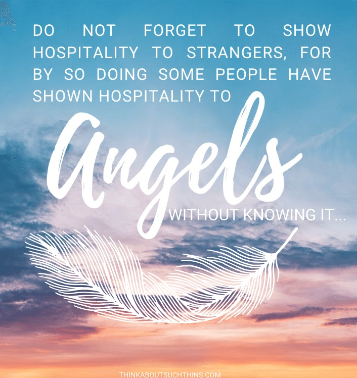 bible study about angels