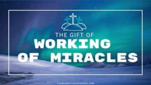 miracle gifts