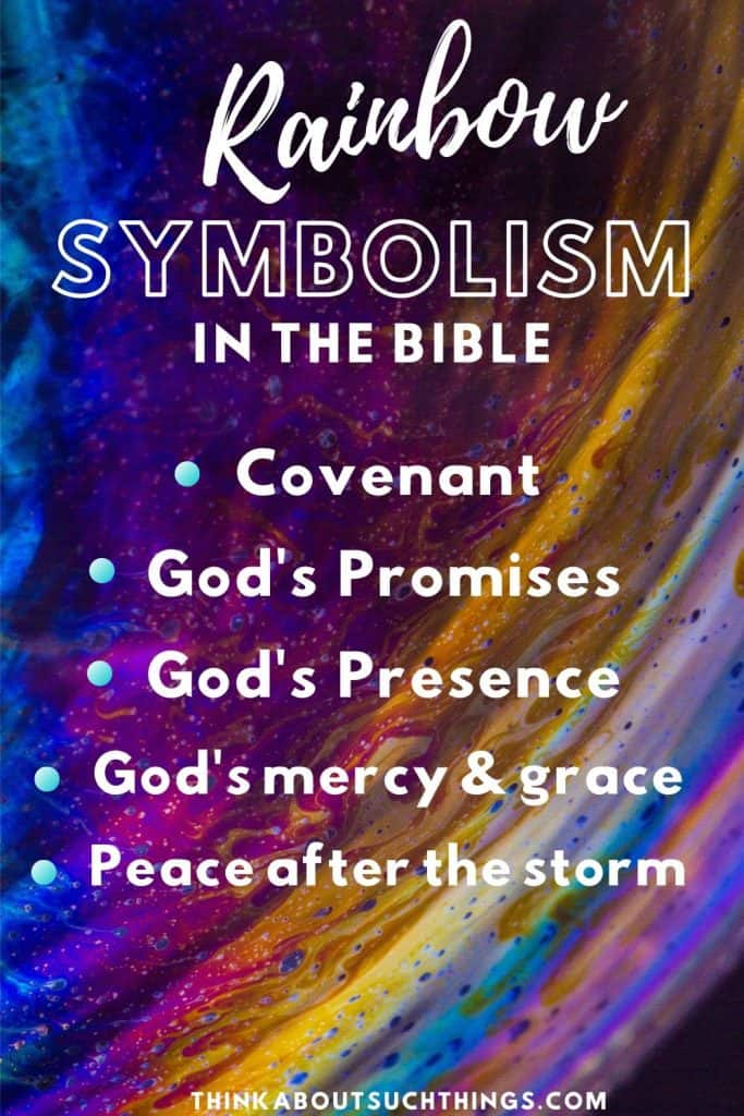 Biblical Symbolism of Rainbows