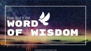 wisdom gift