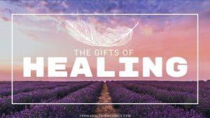 healing spiritual gift