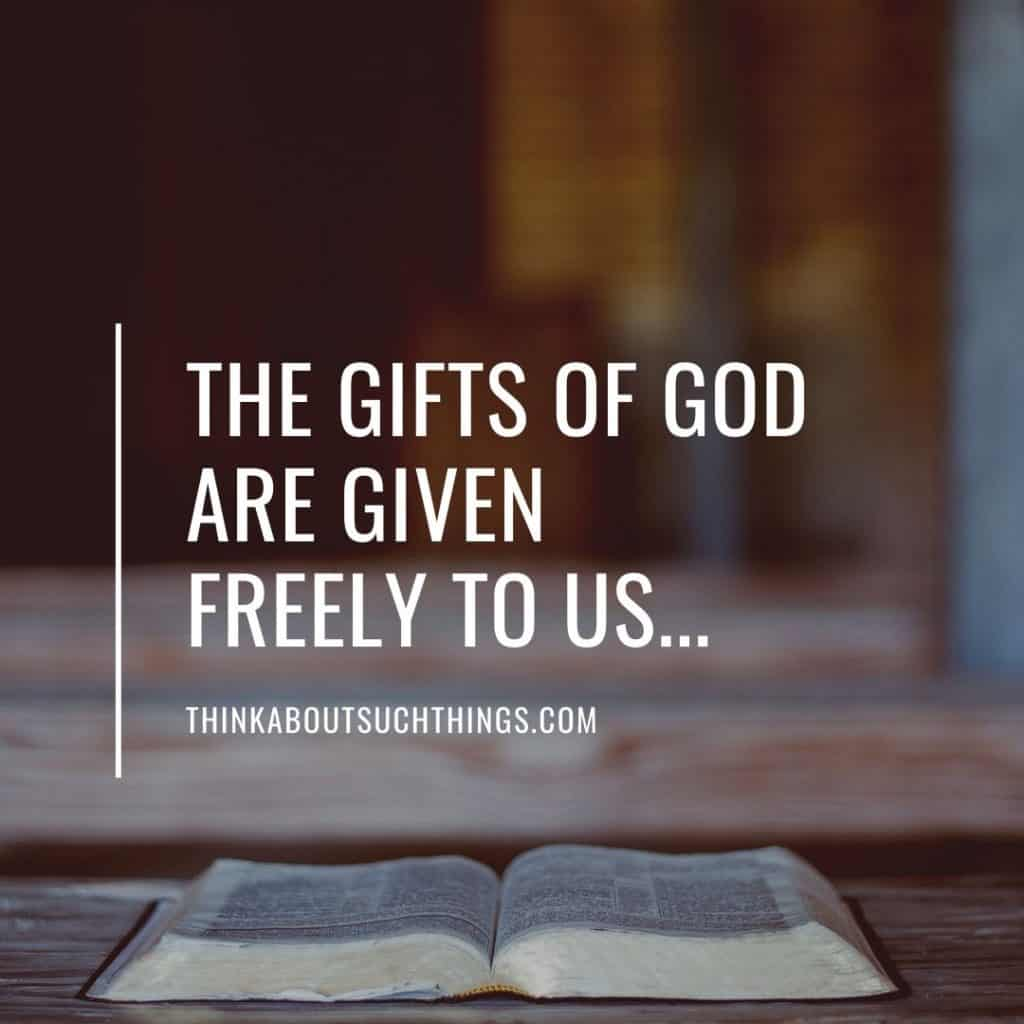 Gifts of the Spirit in the Bible