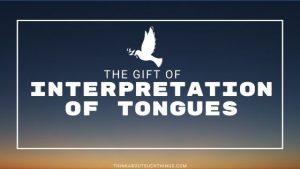 interpreting speaking in tongues