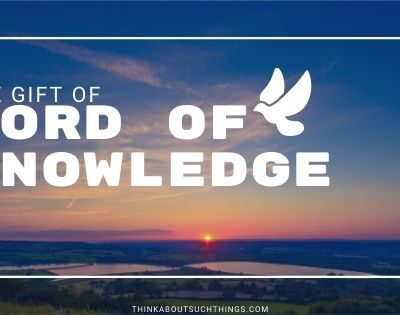 word of knowledge scripture