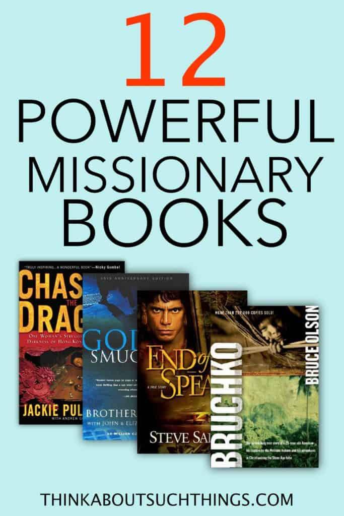Missionary Books
