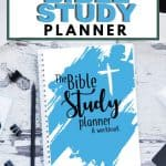 The Bible Study Planner
