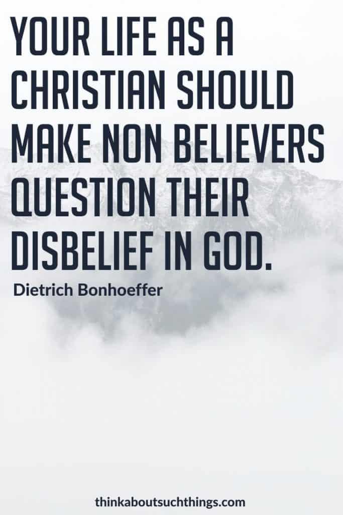 Bonhoeffer quotes