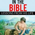 Samson in the Bible