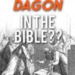 dagon in the BIble