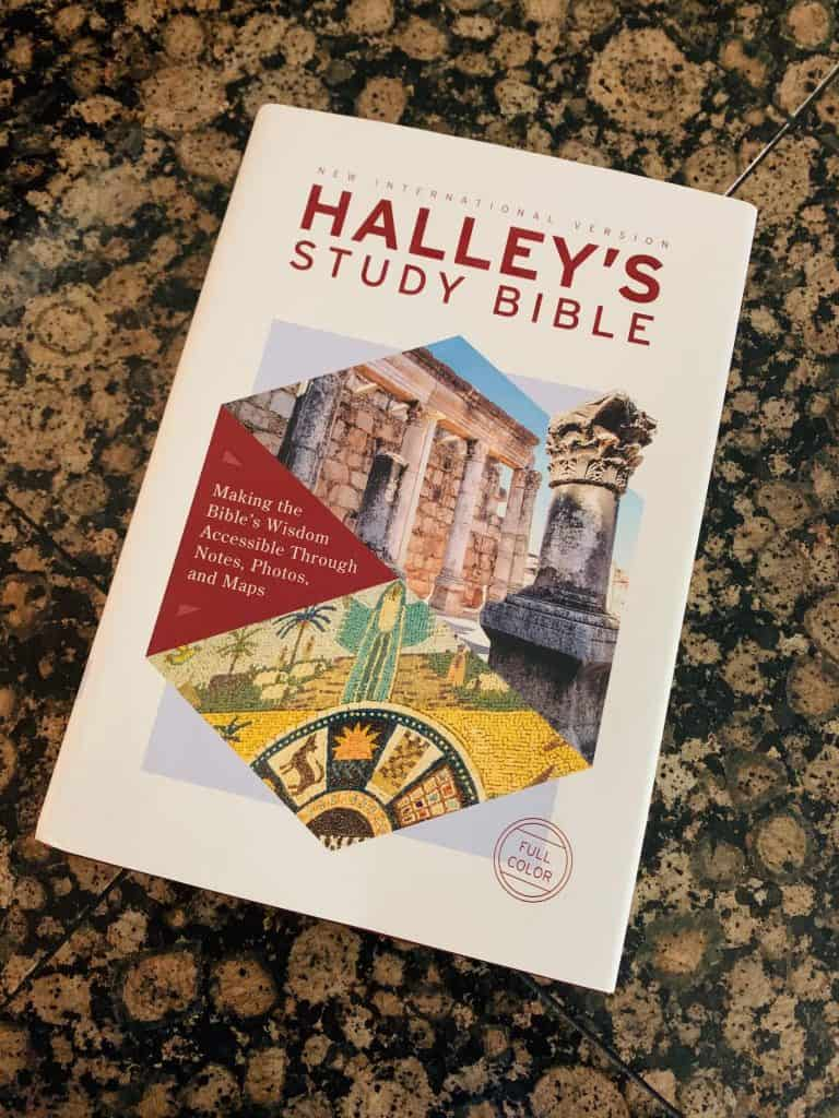 The Halley's Study Bible Review (NIV)