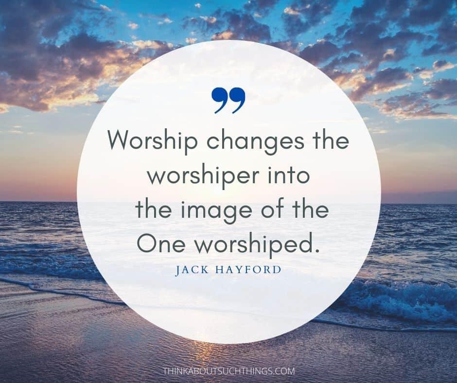 worship leading quotes - Jack Hayford