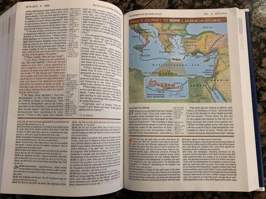 NIV Study Bible Review