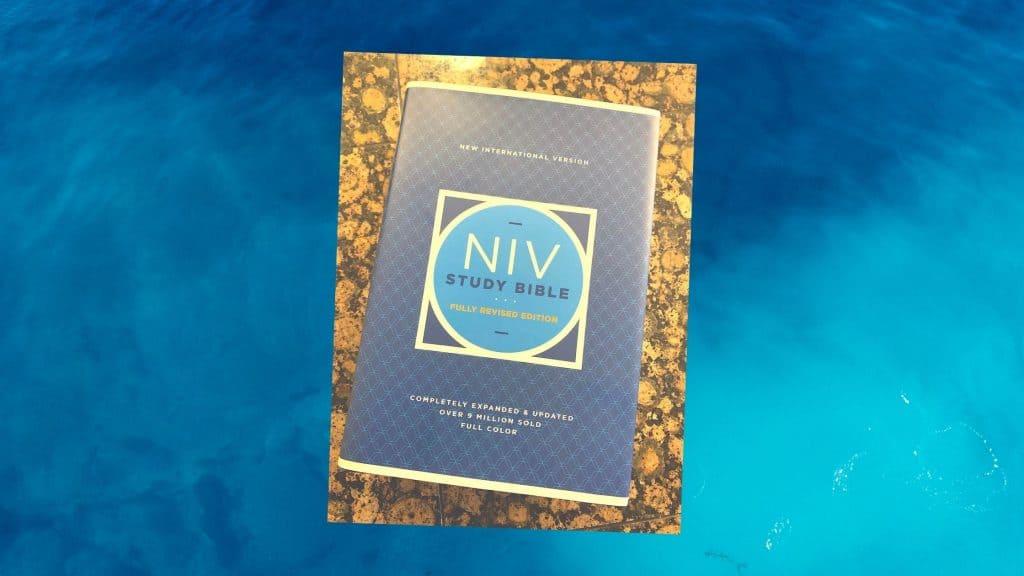 Bible NIV Study