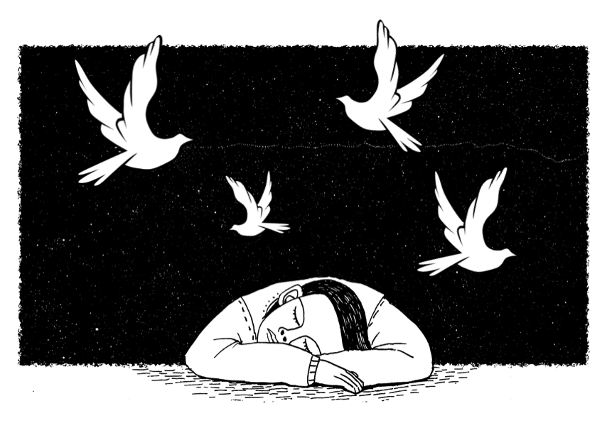 Dreaming of doves