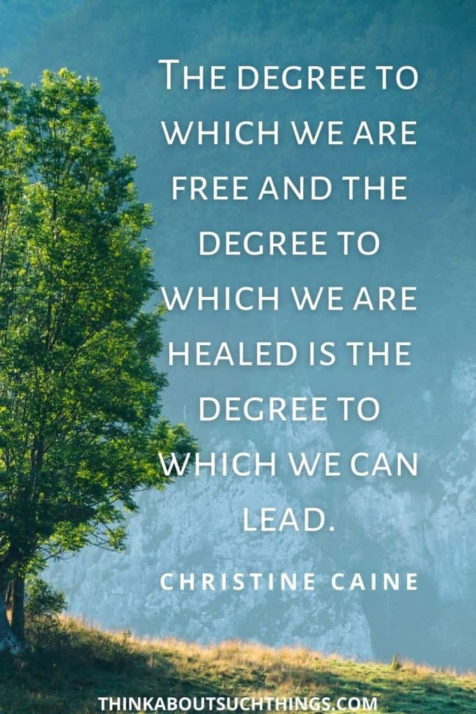 Christian Caine Quotes leadership