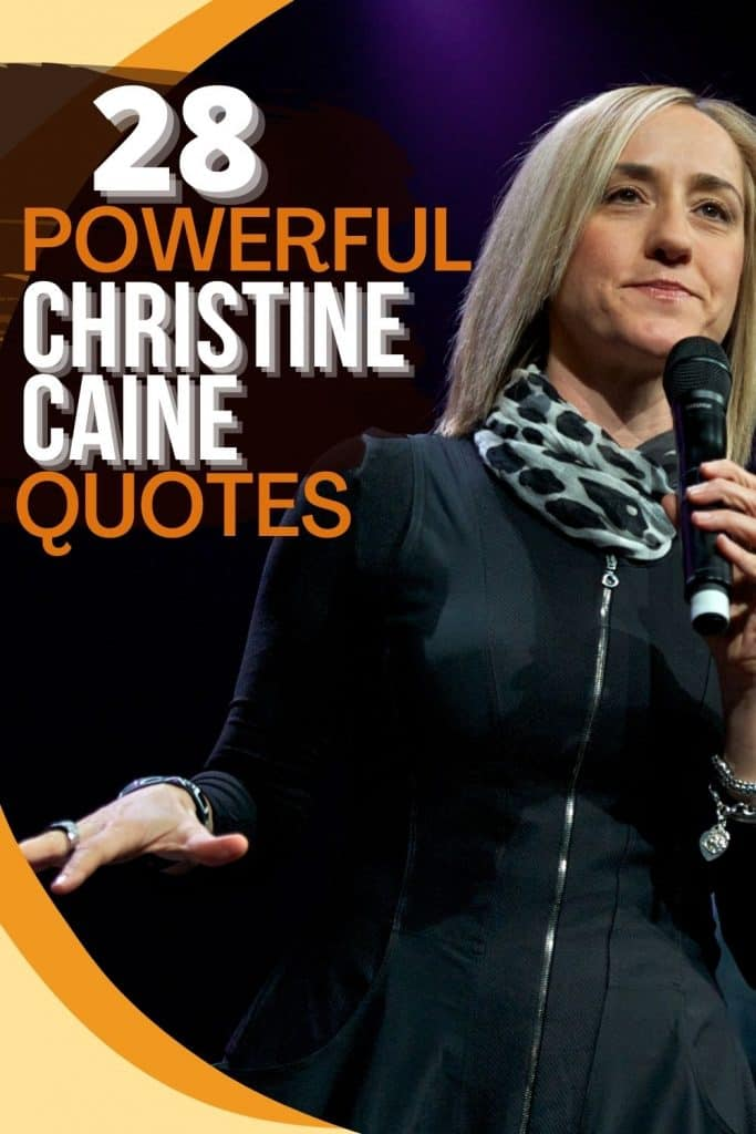 Christian Caine Quotes