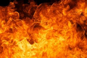 All consuming fire Holy Spirit