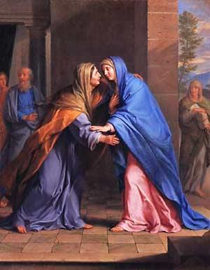 John the Baptist mother