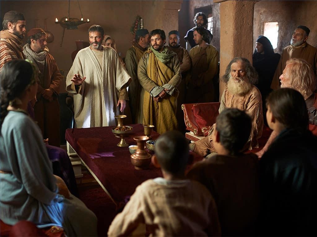 prayers of the apostles