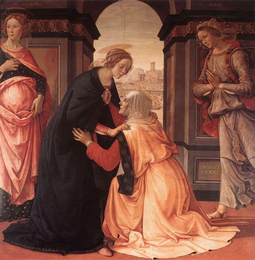 Elizabeth of the Bible