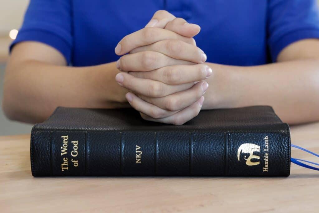 prayer for a partner