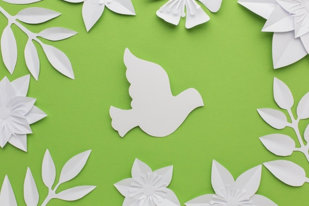 Holy Spirit Dove -  attributes of the holy spirit