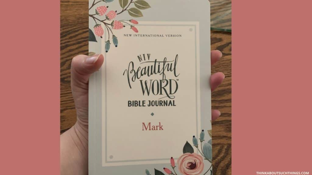 Blog Feature Mark Journal