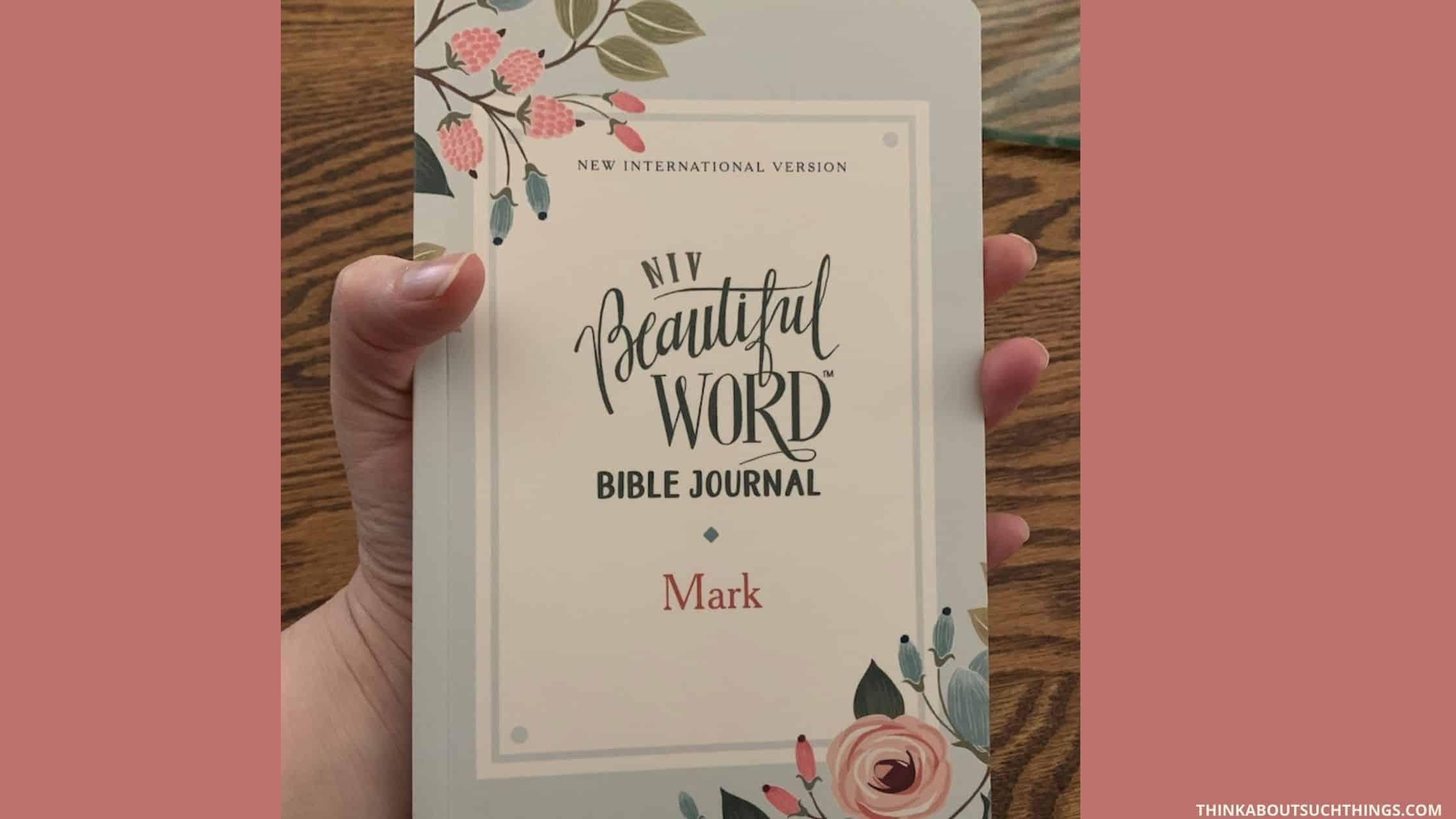 Blog Feature Mark Journal