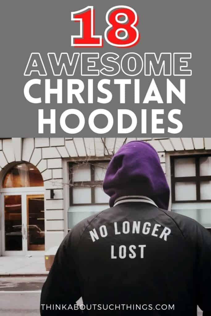 Christian Hoodies